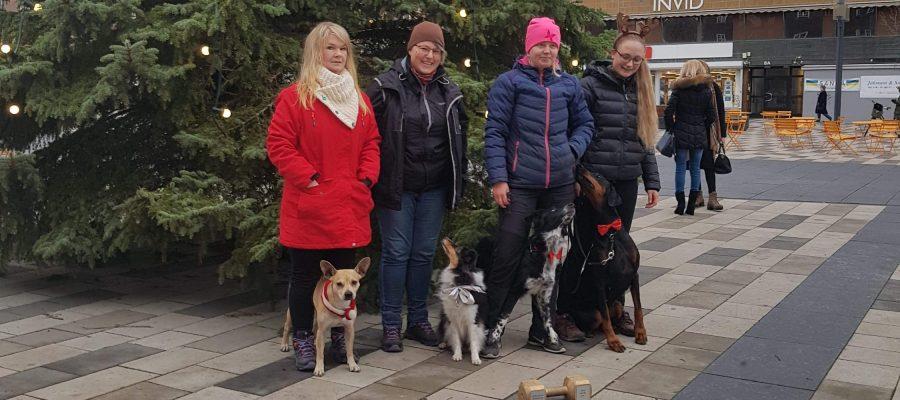 SBK 100 år + EBK ekipage = Eskilstuna kommuns adventskalender 2018